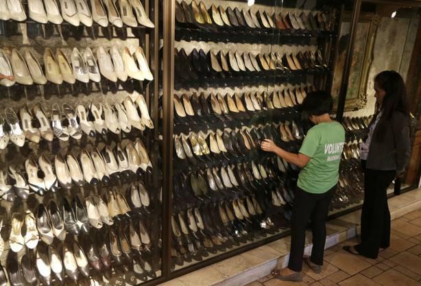 Noch mehr Schuhe