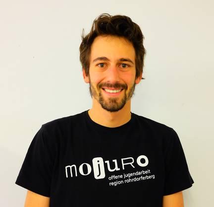 Jonas Werder, Jugendarbeiter bei der Mojuro, hat im Rahmen seines Studiums die Sozialraumanalyse in Niederrohrdorf durchgeführt