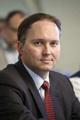 Simon Michel FDP-Kantonsrat