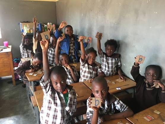 An dieser Schule arbeitete Lea Eichenberger. Die Schule wurde, wie alle im Land, wegen des Coronavirus geschlossen.