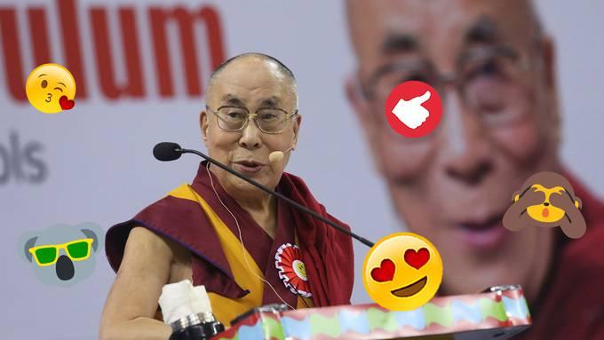 Dem Dalai Lama sei Dank: In Dehli gibt es jetzt das Schulfach «Glück»