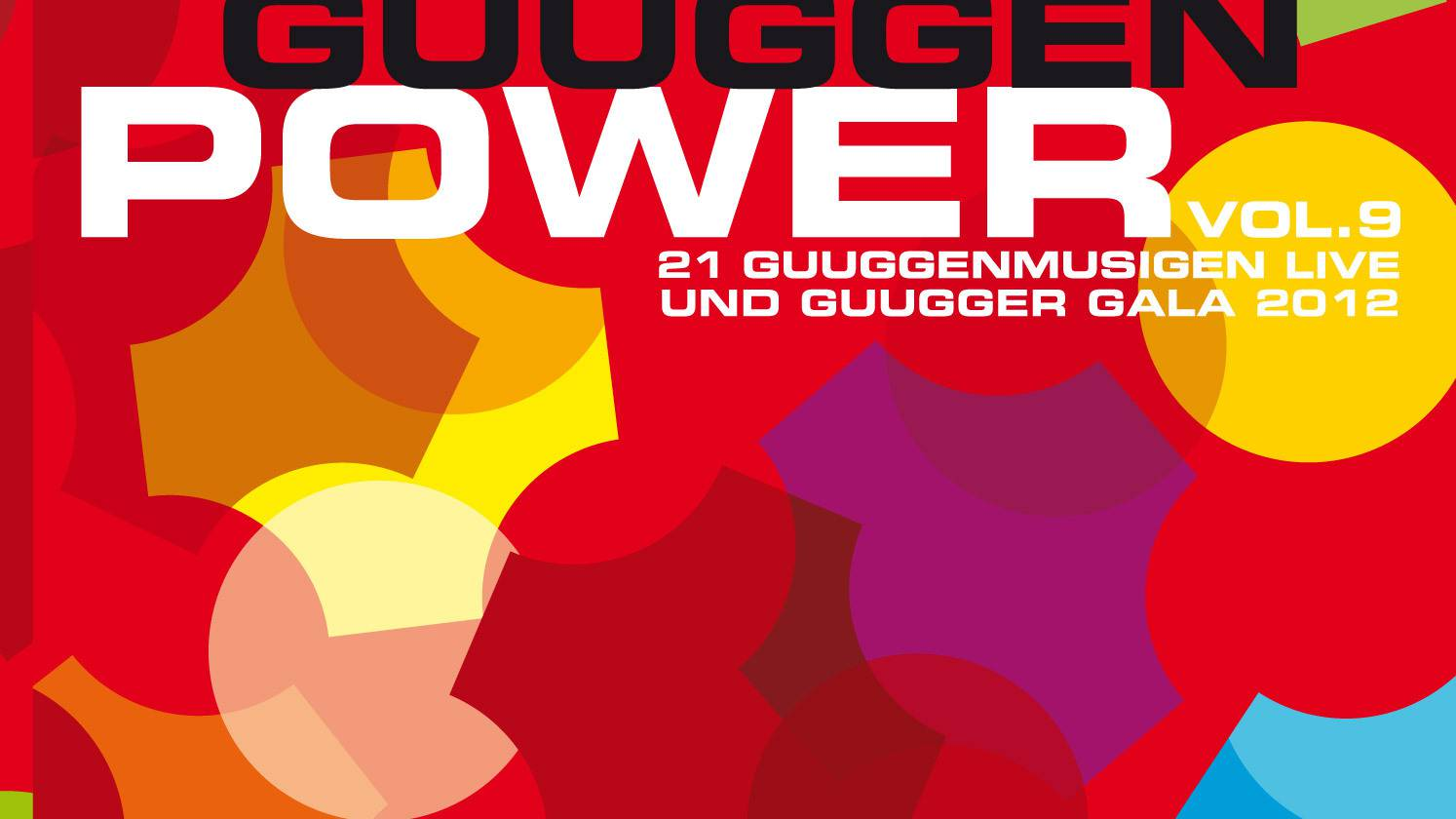 Radio Pilatus Guuggen Power Vol. 9