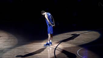 Dirk Nowitzki gibt nach 21 Jahren in der NBA seinen Rücktritt bekannt