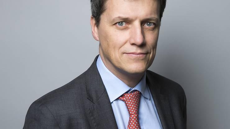 """Antoine de Saint-Affrique, der Konzernchef von Barry-Callebaut, spricht sich gegen die Initiative """"Keine Spekulation mit Nahrungsmitteln"""" aus. (Archiv)"""
