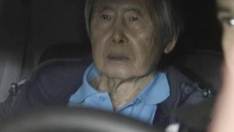Neuer Prozess wegen Ermordung von sechs Bauern 1992: Perus Ex-Präsident Alberto Fujimori muss erneut vor Gericht. (Archivbild)