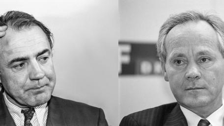 Schauspieler Bruno Ganz und Ex-Natio-Trainer Köbi Kuhn: Grosse Berühmtheiten mit Schweizer Bescheidenheit