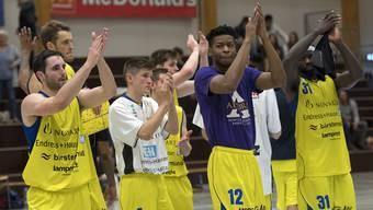 Die Starwings treffen am Mittwoch auf Genf, endlich wieder in der Sporthalle in Birsfelden.