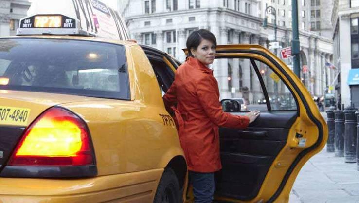 Sita Mazumder in New York. Auch in den USA ist die 48-Jährige Mitglied in verschiedenen Verwaltungsräten.