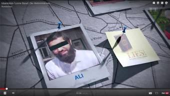 Dank Medienberichten wie der SRF-«Rundschau» sei Ali J. für den irakischenGeheimdienst identifizierbar, findet das Staatssekretariat für Migration. Screenshot