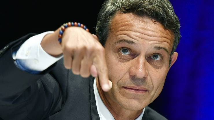 Nachfolger von Peter Gilliéron könnte Bernhard Heusler werden.
