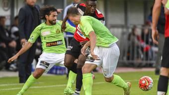 FC Aarau - FC Schaffhausen