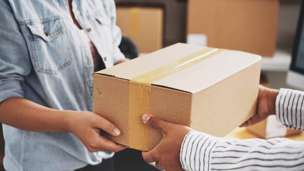 Verdächtiges Paket enthält Liebesgedicht