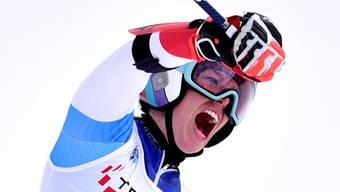 Michelle Gisin ist eine fleissige Punktesammlerin im Schweizer Team.