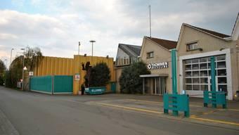 Das Areal der Thommen AG beim Bahnhof spielt in den Überlegungen der Gemeinde zur Zentrumsplanung eine wichtige Rolle.