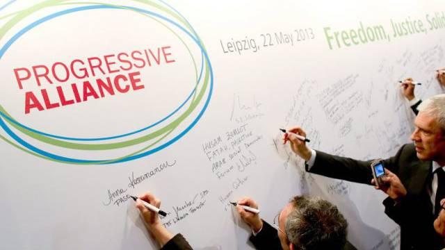 Die Progressive Alliance ist in Leipzig gegründet worden