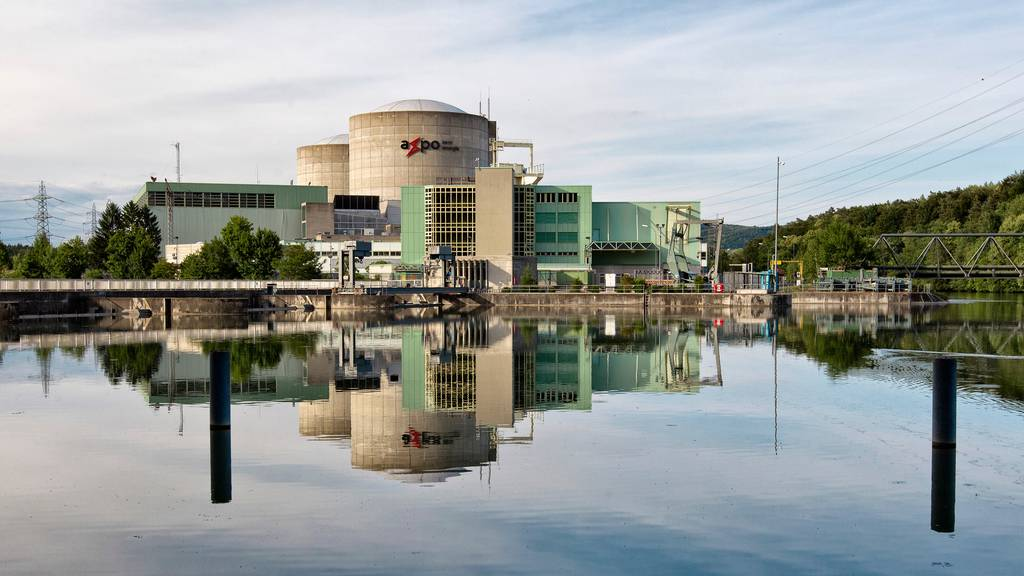 Die Idylle trügt: Um die Sicherheit des Atomkraftwerks Beznau ist ein Streit entbrannt.
