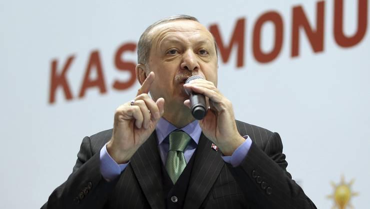 Recep Tayyip Erdogan will die Beziehung zum Westen verbessern.