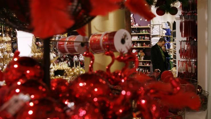 Am 2. Sonntagsverkauf in Solothurn ist das Geschäft deutlich besser gelaufen als eine Woche zuvor.