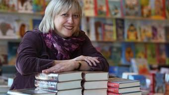 Bücher sind ihre Leidenschaft: Buchmesse-Geschäftsführerin Sandra Näf-Frei.