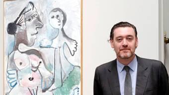 Miguel Zugaza ist der Direktor des Museo del Prado in Madrid. Julian Salinas