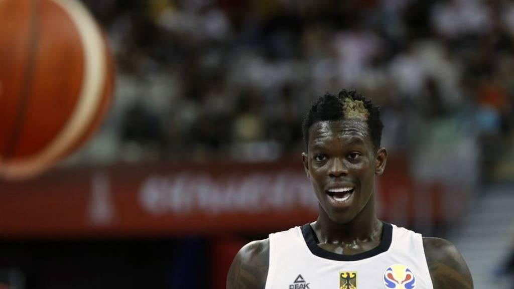 Basketball-Star Dennis Schröder von Einbrechern bestohlen