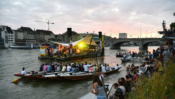 Im Fluss Eröffnung 2019 Lo & Leduc