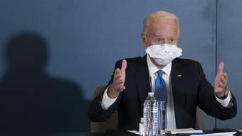 Tritt langsam aus dem Schatten: Joe Biden will heute Dienstag die wichtigsten Mitglieder seines Kabinetts vorstellen.