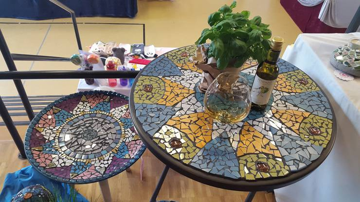 Mosaikkunst