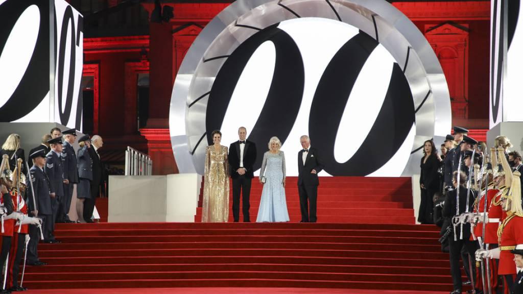 Eine ruhige Bond-Premiere und ein falscher Daniel Craig