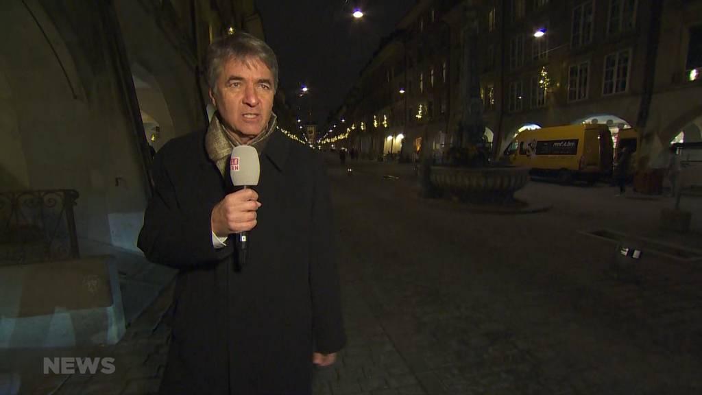 Alec von Graffenried: «Ich bin top-motiviert und will der Stadt noch viel Gutes tun»