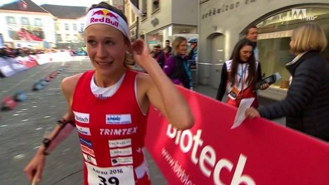 Schweizer Triumph beim OL-Weltcup