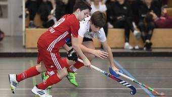 16. internationales Hallenhockey-Juniorenturnier im Tägi von Rotweiss Wettingen