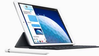 Apple mit neuer iPad-Genertion. (Archivlbild)