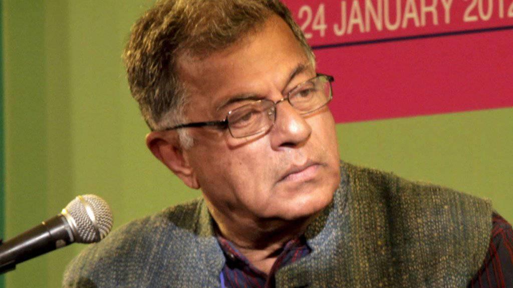 Der renommierte indische Schauspieler, Dramatiker und Filmemacher Girish Karnad ist im Alter von 81 Jahren gestorben. (Archivbild)