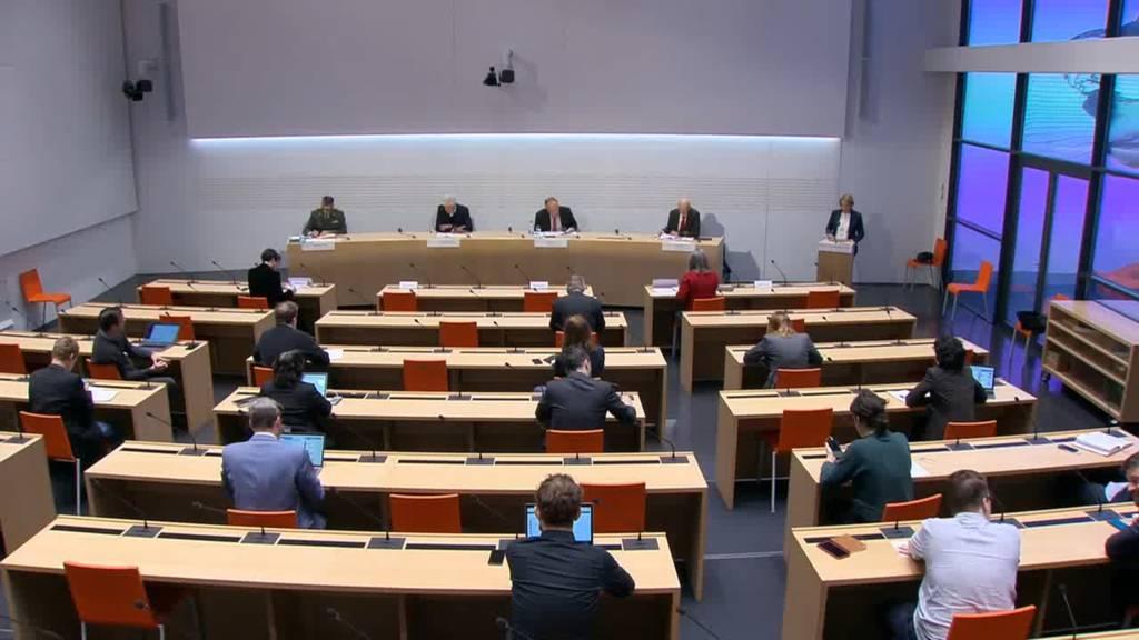 Komplette Pressekonferenz des Bundes vom 30. März 2020