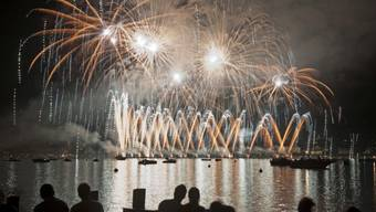 Feuerwerke am «Züri-Fäscht»: Schön anzuschauen – doch wie steht es um ihren Co2-Ausstoss?