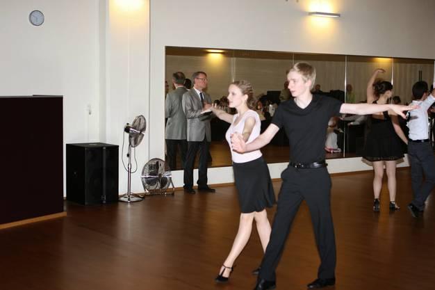 Lucien und Katja