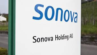 Sonova: Die Aktionäre sind sauer (Archiv)