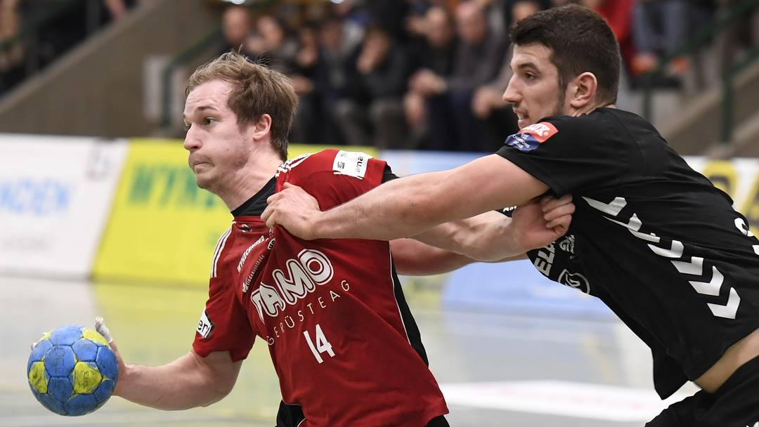 Highlights Playoff-Viertelfinal: HSC Suhr Aarau gegen Kadetten Schaffhausen (28.03.2018)