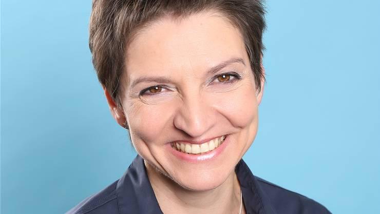 Organisatorin Christina Thomann. ZVG