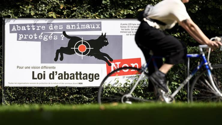 Die Jagdgesetz-Gegner arbeiten an einem neuen Gesetzesvorschlag.