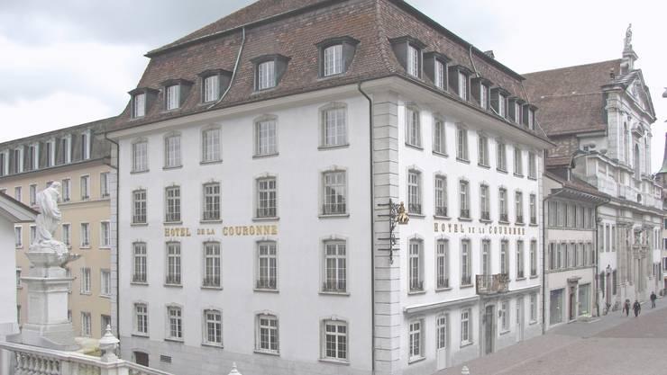 So soll das Hotel Krone künftig aussehen