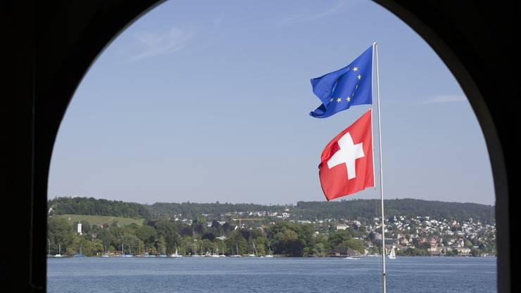 Zwischen der Schweiz und der EU ging es auch schon harmonischer zu und her