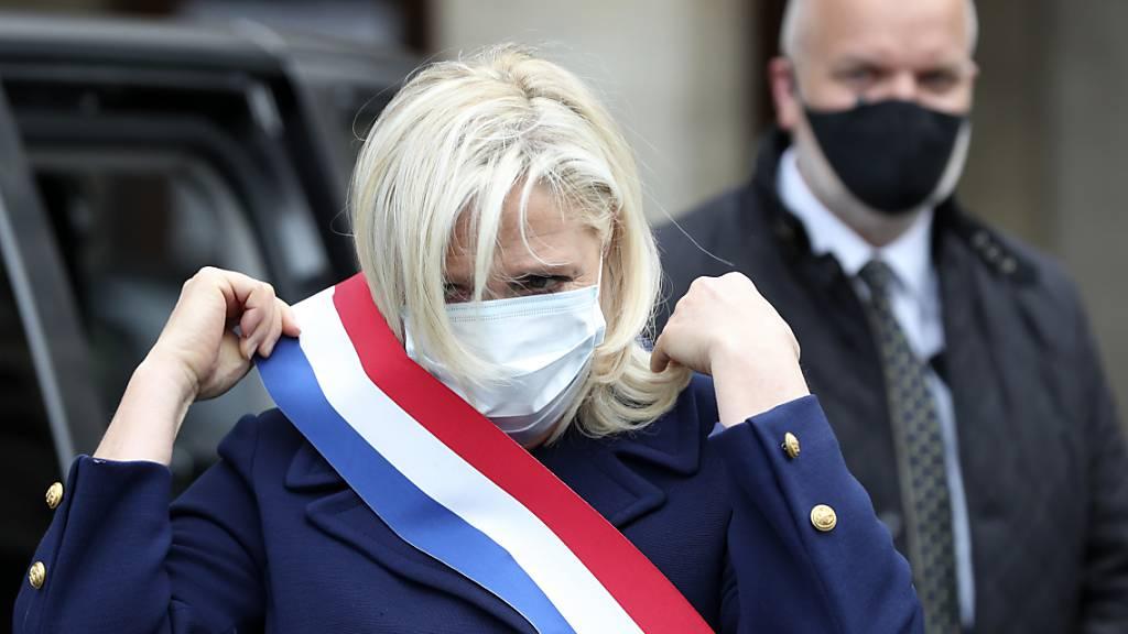 Rechtspopulistin Le Pen will vor Wahl Parteivorsitz abgeben