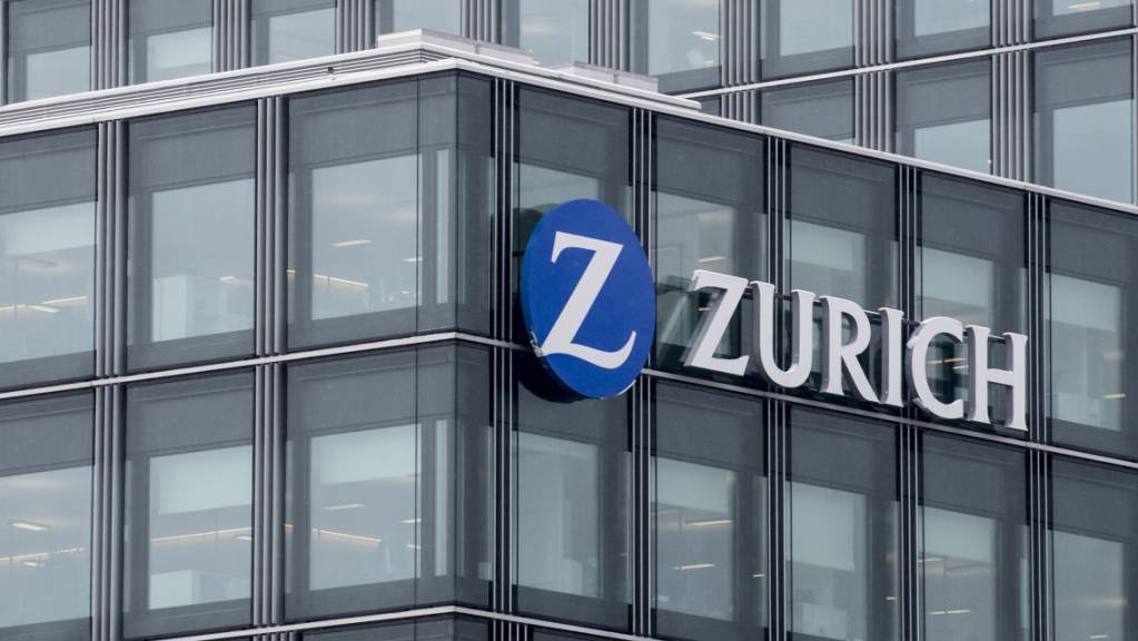 Zurich Versicherung steigert Gewinn deutlich und profitiert von höheren Preisen. (Archivbild)