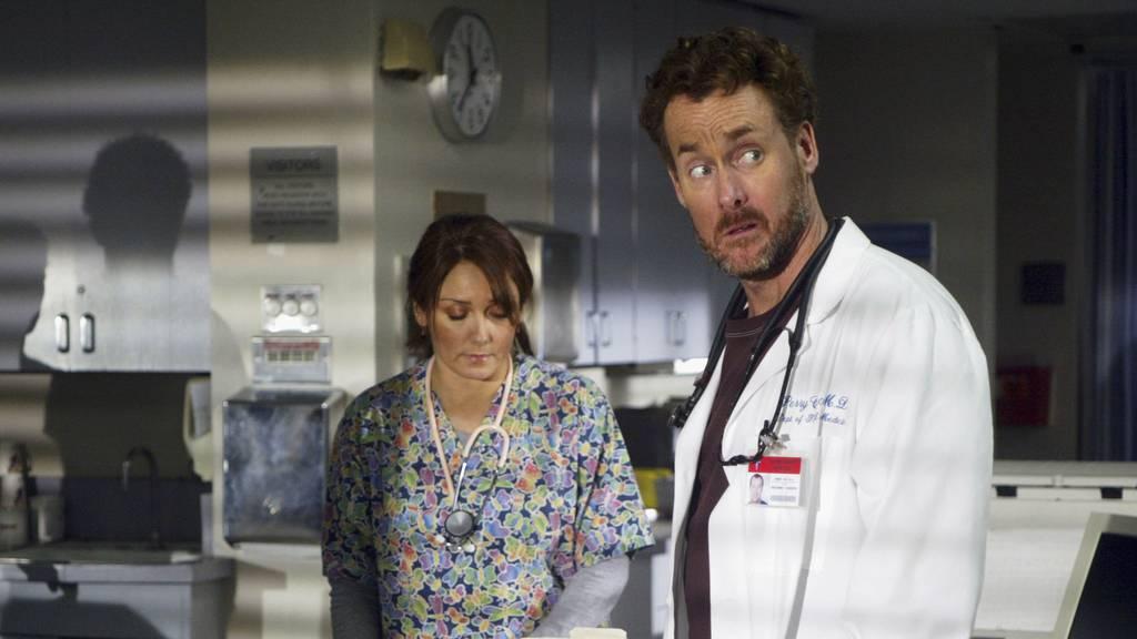 Scrubs ist das pure Gegenteil einer typischen Krankenhausserie.