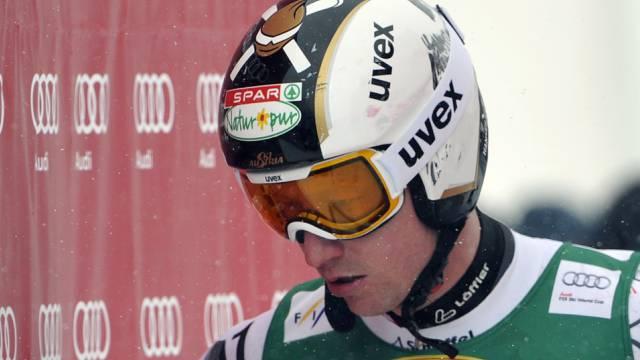 Hannes Reichelt fuhr klare Bestzeit