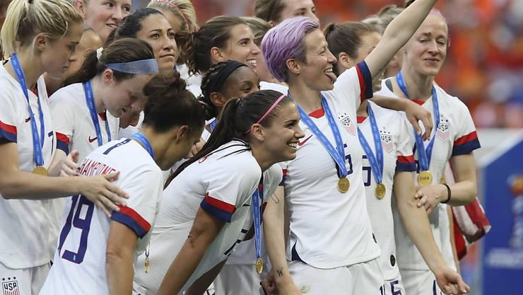 Die am Sonntag zu Ende gegangene Frauen-WM in Frankreich kürte mit den USA einen verdienten Weltmeister