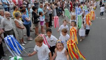 Kaiserwetter für das Brugger Jugendfest