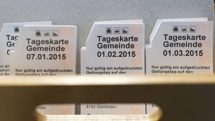 Viele Gemeinden geben Preiserhöhungen bei Tageskarten an Kunden weiter.